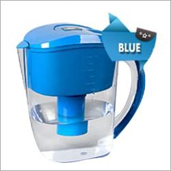 Blue Alkaline Water Jug