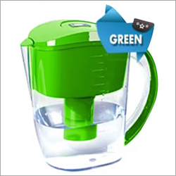 Green Alkaline Water Jug