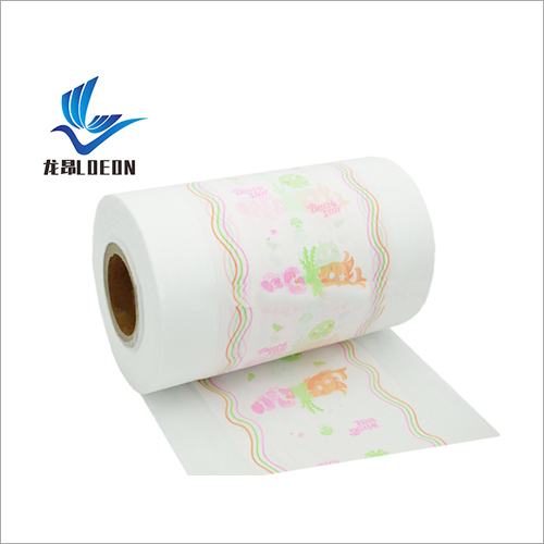 Full Breathable Laminated Film Back Sheet for Baby Diaper Making
