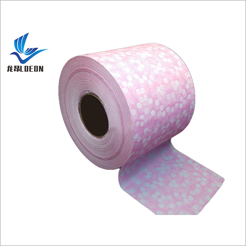 Embossing PE Film for Sanitary Napkin Self Adhesive Packing