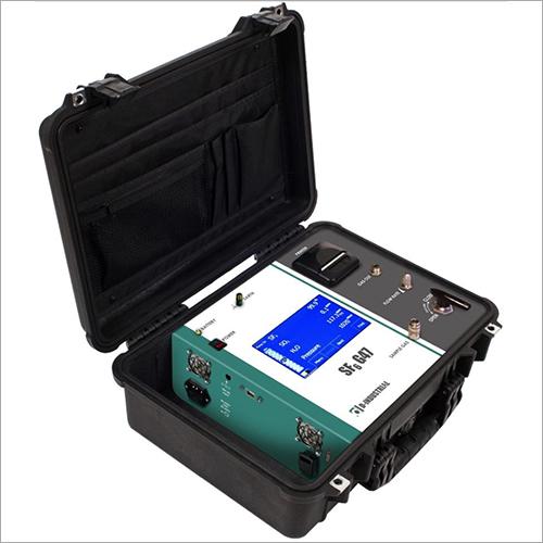 Portable Multigas Analyser
