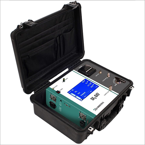 SF6 Multigas Analyser