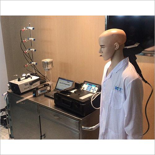 Laboratory Fume Hood Testing Kit For ASHRAE