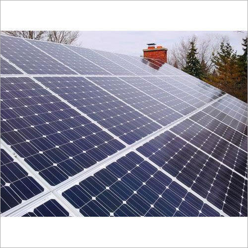 Solar Power Plant Installation Service