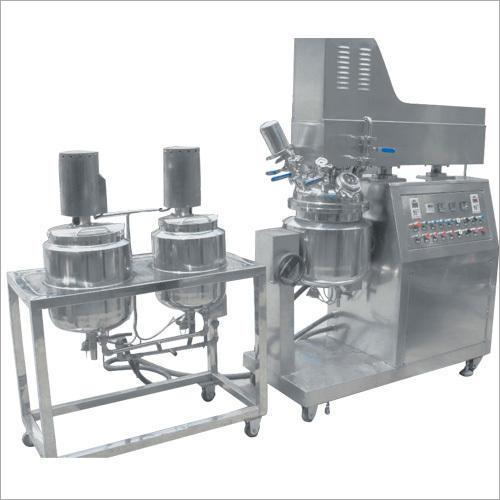 Cream Mixer Machine