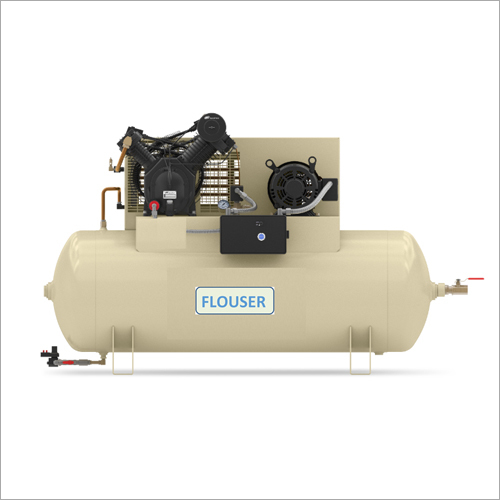 Single Motor Reciprocating Air Compressor