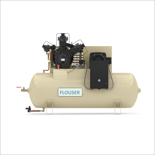 Three Stage Reciprocating Air Compressor