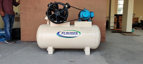 Industrial Reciprocating Air Compressor