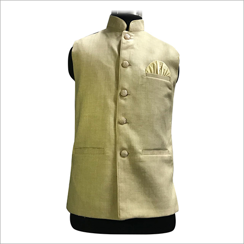Fashionable Plain Nehru Jacket