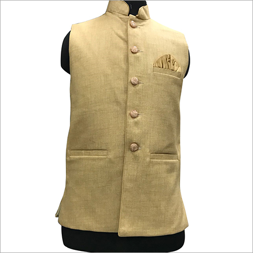 Stylish Plain Nehru Jacket