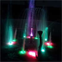 Programmable Outdoor Fountain
