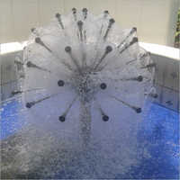 Dandelion Outdoor Fountain