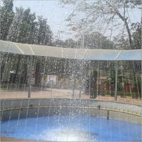Crown Ring outdoor Fountain