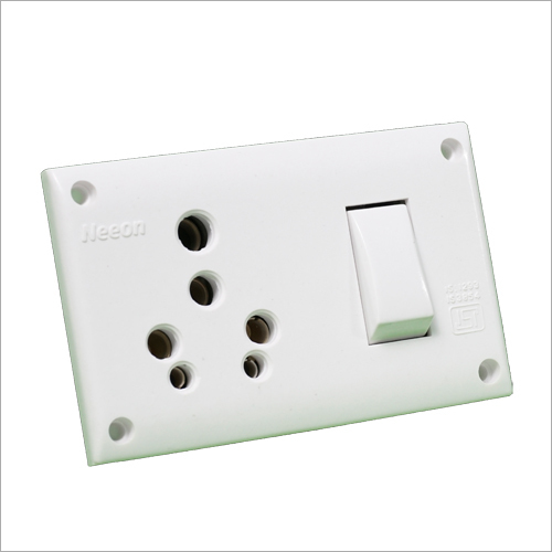 Modular Socket and Switch
