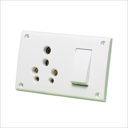 Modular Switch and Socket