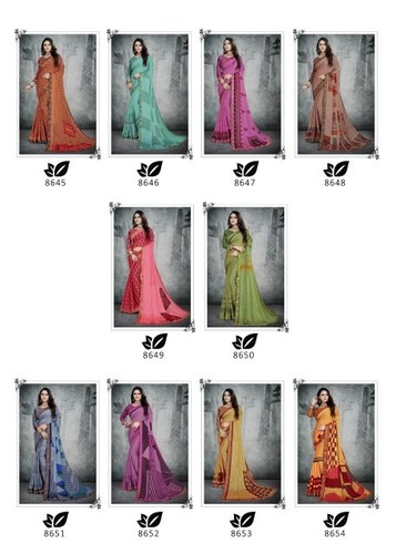 KISSMISS -2 SAREE CATALOG