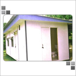 Toilet Shelter