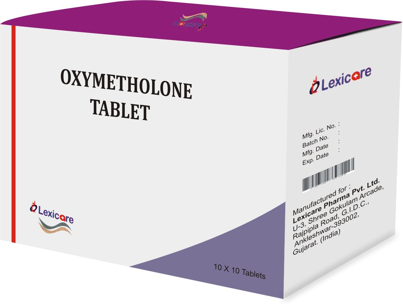 OXYMETHOLONE TABLET