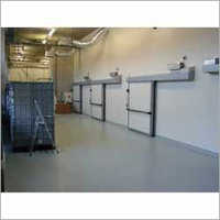PUF Cold Storage Sliding Door