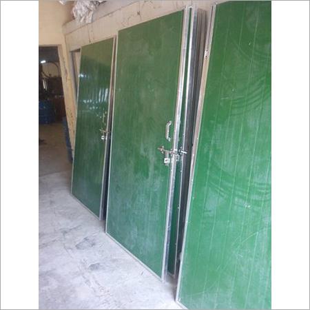Shelter Doors
