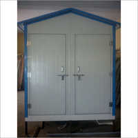 Puf Panel Toilet Shelter