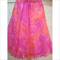 Ladies Chiffon Skirt