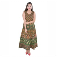 Ladies Jaipuri Dress