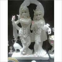 Marble Radha Kirshan Idol