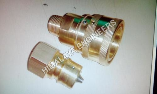 Screw Type Coupler