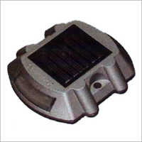 Aluminium Alloy & Polycarbonated Solar Stud Without Shank