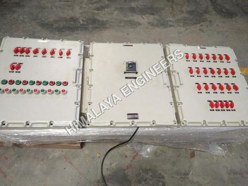 Flameproof  Panel