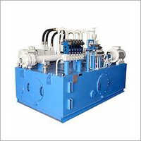 3 Phase Hydraulic Power Pack Machine