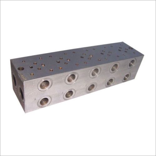 Manifold Block And Sub Plate