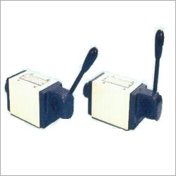 Hand Lever Operated Directional Valve