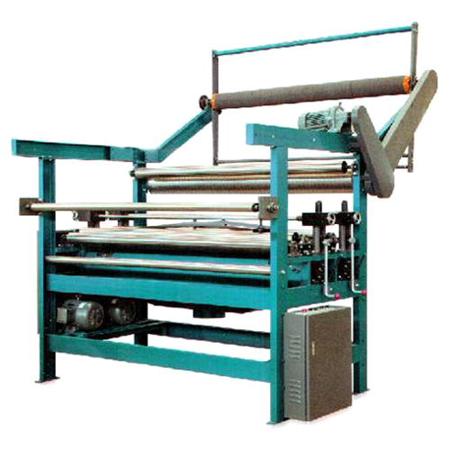 Textile Brushing Machine