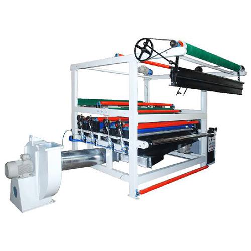 Four Roller Brushing Machine