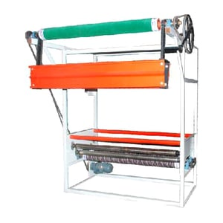 Fabric Roll opener Machine
