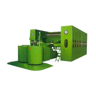 Textile Jute Carding Machine