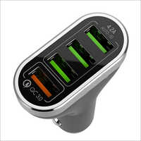 C-101 4 Port USB Car Charger