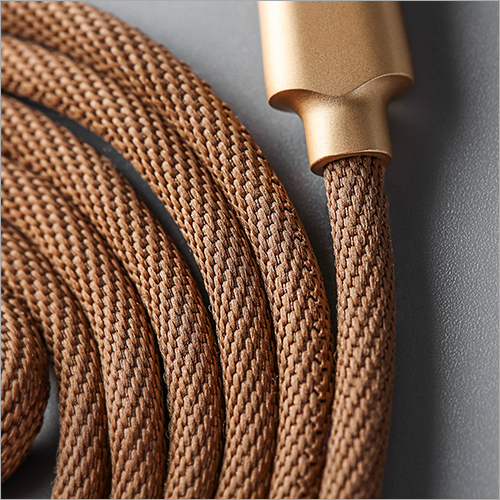 Nylon Braided Data Cable