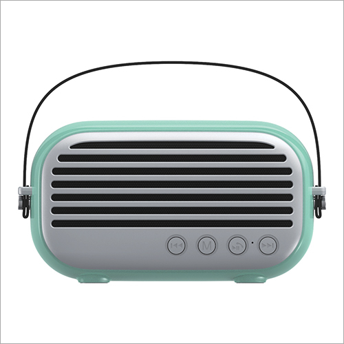 Portable FM Bluetooth Speaker