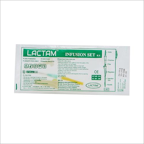 Lactam Infusion Set
