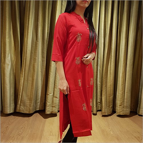 Ladies Daily Wear Kurti