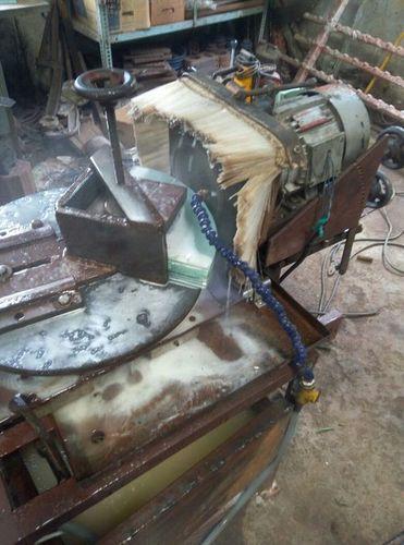 SKE-SHAPE GLASS CORNER GRINDING MACHINE