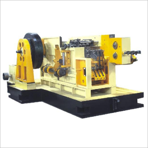 Three Die Three Blow High Speed Cold Heading Machine