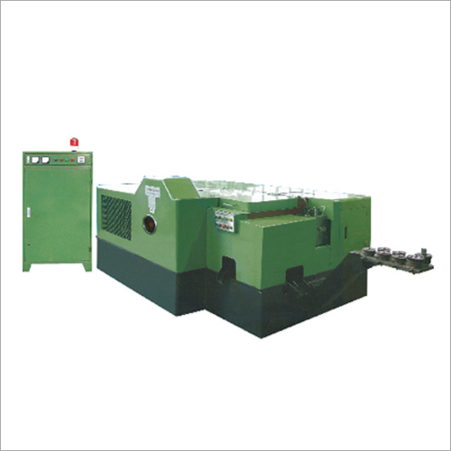 Seven Die Nut and Part Forging Machine