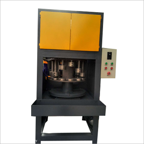 Rotary Disc 12 Type Semi Automatic Nut Tapping Machine