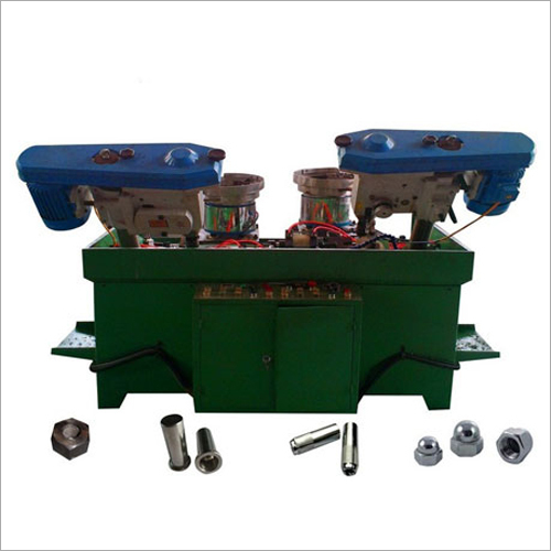Automatic Cap Nut Tapping Machine