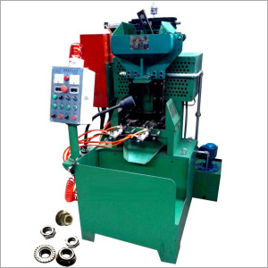 2 Spindle Flange And Hex Nut Tapping Machine