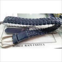 Mens Braided Belt